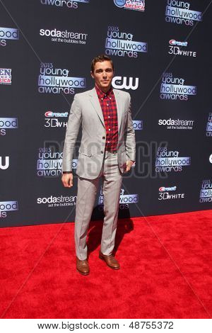 LOS ANGELES - AUG 1:  Dave Franco arrives at the 2013 Young Hollywood Awards at the Broad Stage on August 1, 2013 in Santa Monica, CA