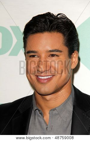 SLOS ANGELES - AUG 1:  Mario Lopez arrives at the Fox All-Star Summer 2013 TCA Party at the SoHo House on August 1, 2013 in West Hollywood, CA