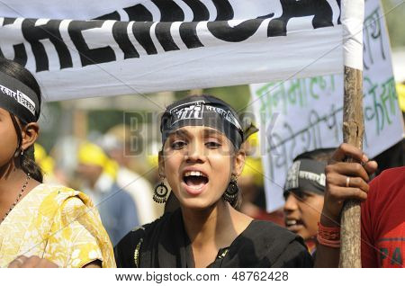 Bhopal Protests