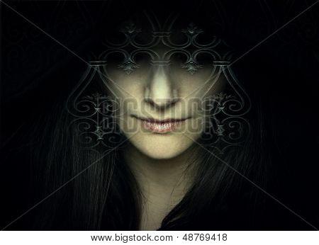 Orientalisch Portrait