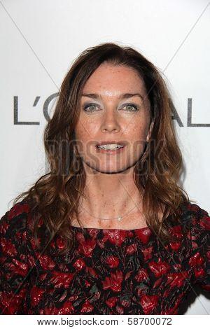Julianne Nicholson at the Elle 20th Annual