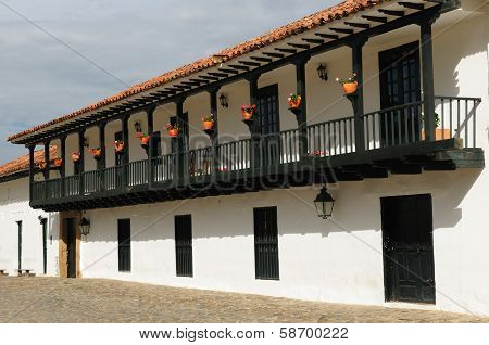 Colombia, Colonial Architecture Of Villa De Leyva