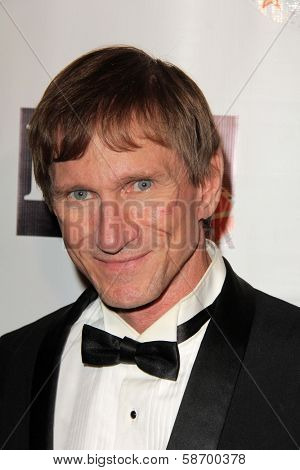 Bill Oberst Jr. at the Monster Man Costume Ball, Cabo Wabo, Hollywood, CA 10-16-13
