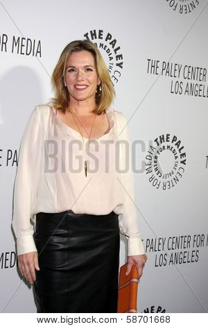 Catherine Dent at the Paley Center for Media 2013 Benefit Gala, 20th Century Fox Studios, Los Angeles, CA 10-16-13