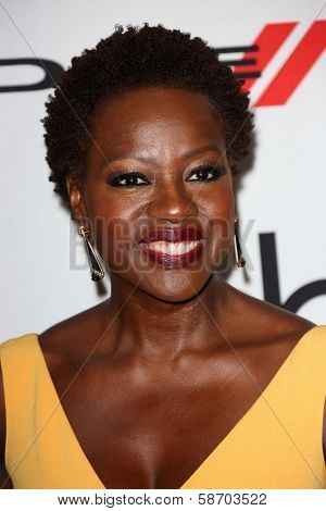 Viola Davis at the 17th Annual Hollywood Film Awards Arrivals, Beverly Hilton Hotel, Beverly Hills, CA 10-21-13