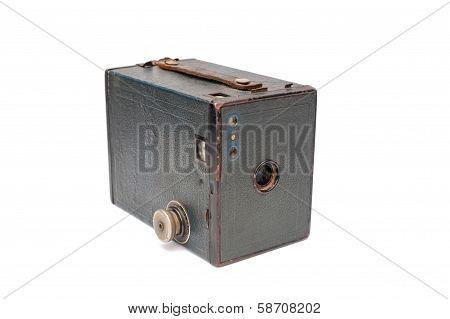 Box Brownie Camera