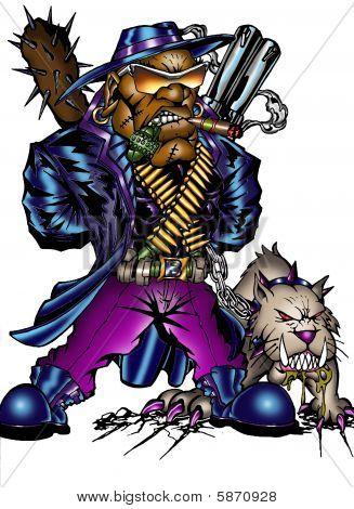 Boss;bodyguard