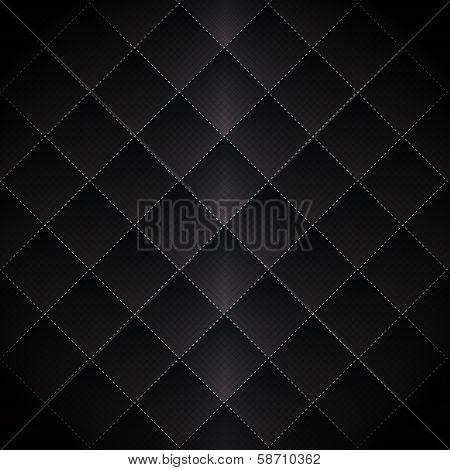 Luxury Leather Graphic Design | EPS10 Illustration