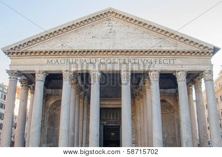 Pantheon of Agripa