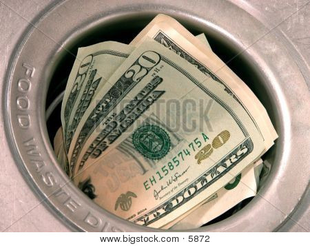 Money Down The Drain (3 Of 4)