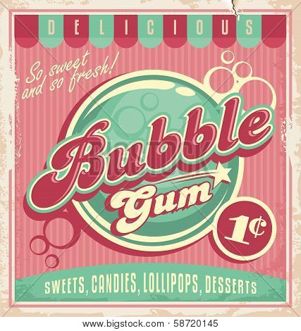 Bubble Gums