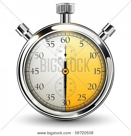 Stop watch, 30 seconds
