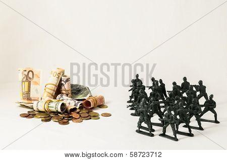 Plastic Lead Soldiers