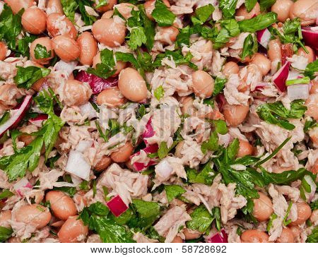 Tuna And Bean Salad