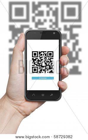 Qr Code Scanning Application