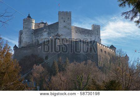 Castle Salzburg