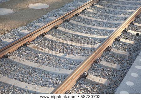 Rails In Salzburg