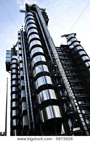 Lloyd's Building In London