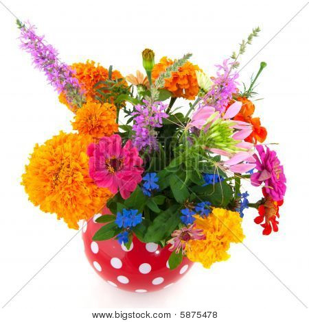 Cheerful Summer Bouquet
