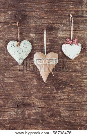 Various heart