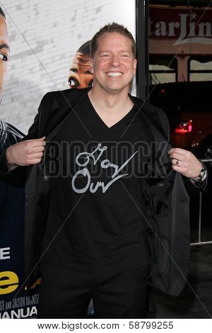 LOS ANGELES - JAN 13:  Gary Owen at the