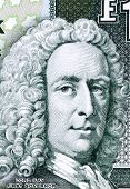 SCOTLAND - CIRCA 2001: Ilay Campbell (1734-1823) on 1 Pound 2001 Banknote from Scotland. Scottish ad