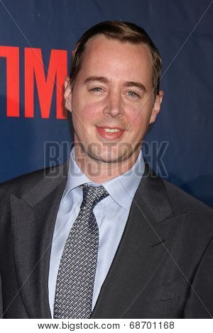 LOS ANGELES - JUL 17:  Sean Murray at the CBS TCA July 2014 Party at the Pacific Design Center on July 17, 2014 in West Hollywood, CA