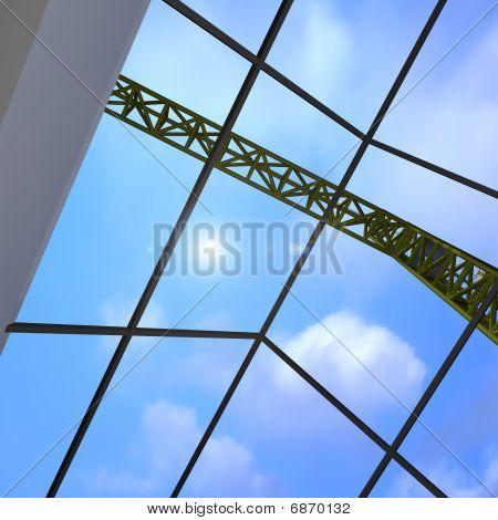 Sky Light Crane
