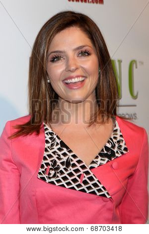 LOS ANGELES - JUL 16:  Jen Lilley at the ESPYs AfterShow Dinner Party at the Palm Resturant on July 16, 2014 in Los Angeles, CA