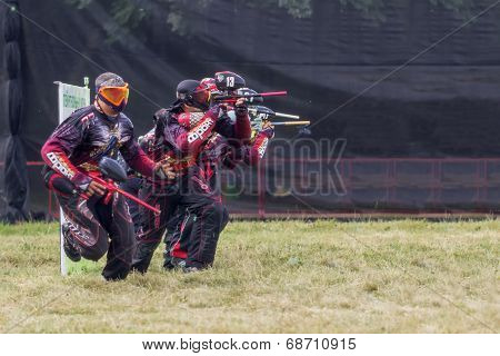 Sports. Paintball.