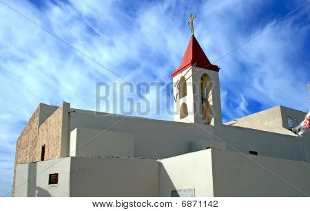 Greek Orthodox Church in Acre