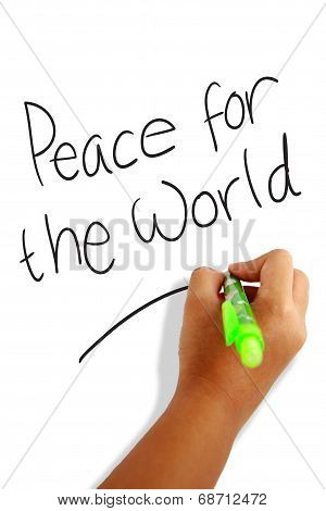 Peace for the World