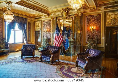 Utah State Reception Room