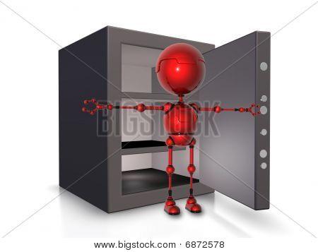 Robot Watchman