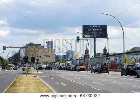 Helen-Ernst-Street Berlin