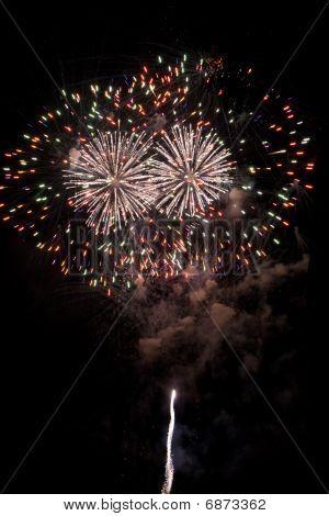 Firework Sky