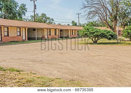 Abandoned Motel on US66