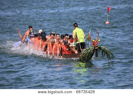 dragonboat race, Hong Kong