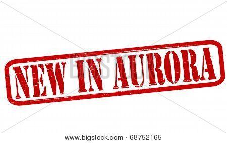 New In Aurora
