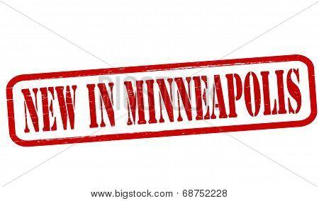 New In Minneapolis