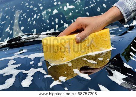 Car Care - Washing a Car by Hand