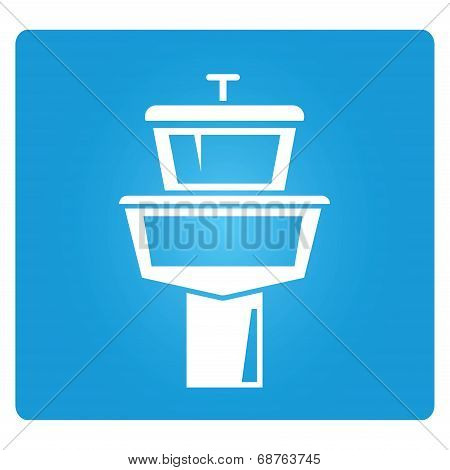 airport tower, control tower