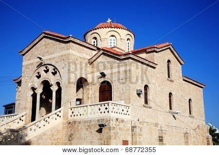 Theoskepasti Church, Paphos, Cyprus
