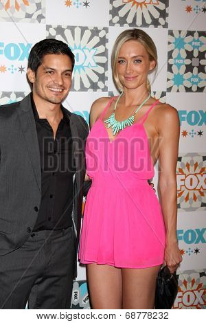LOS ANGELES - JUL 20:  Nicholas Gonzalez at the FOX TCA July 2014 Party at the Soho House on July 20, 2014 in West Hollywood, CA