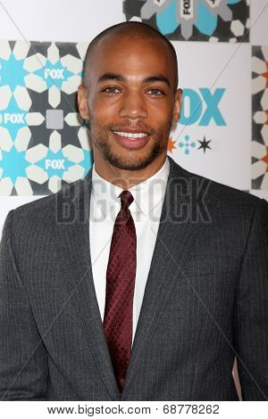 LOS ANGELES - JUL 20:  Kendrick Sampson at the FOX TCA July 2014 Party at the Soho House on July 20, 2014 in West Hollywood, CA