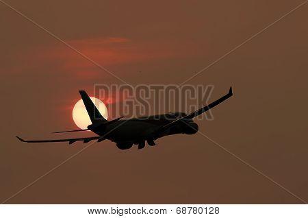 Aeroplane Over The Sun