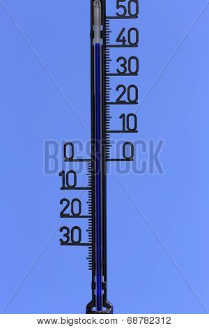 Thermometer With Degree