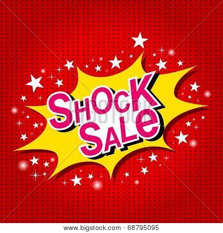 Shock Sale.