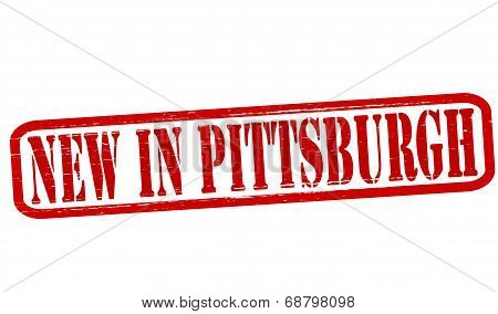 New In Pittsburgh