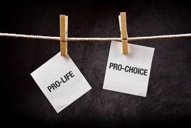 stock photo of pro-life  - Pro - JPG